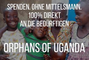 Orphans of Uganda
